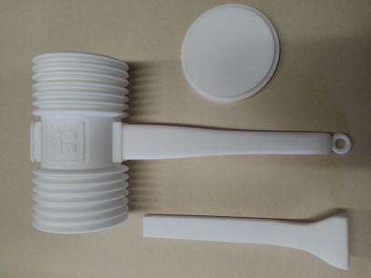 ナイロン樹脂で造形