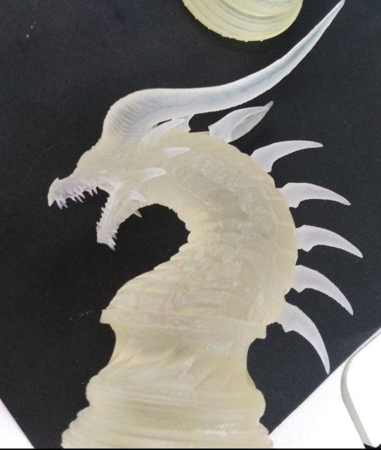 アクリル樹脂造形