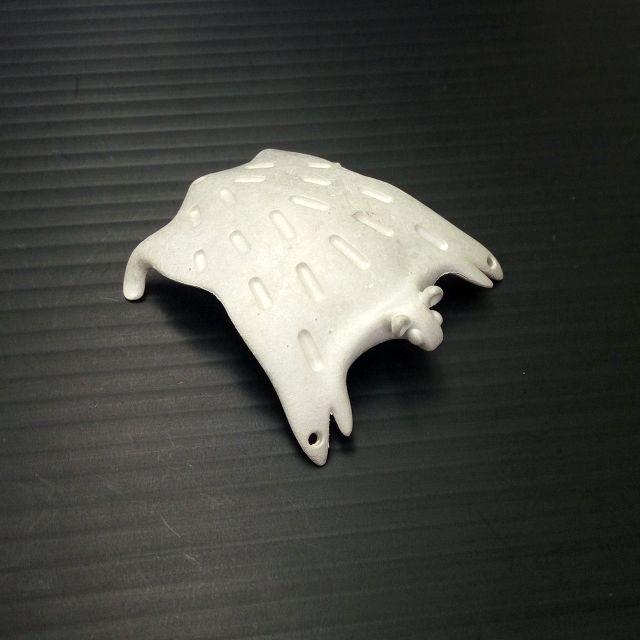 工程4:シルバー鋳造