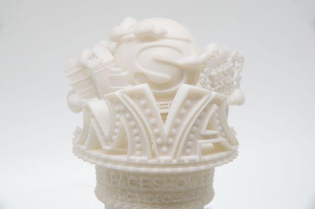 3Dプリントトロフィー